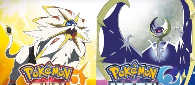 Pokemon Sun and Moon Legendary Types Announced!   The Destination - destinationcomics.com