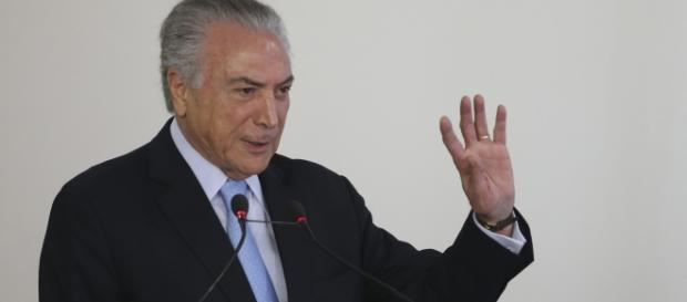 Presidente Michel Temer afirma que não renunciará
