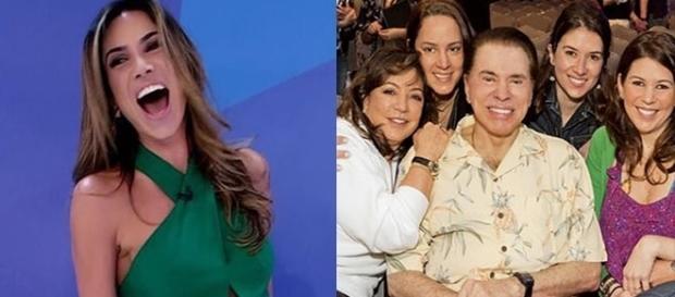 Silvio Santos brincou sobre a possibilidade de se candidatar à presidência