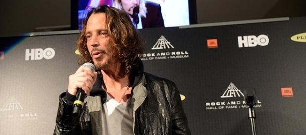 Soundgarden frontman Chris Cornell passed away at the age of 52 on Thursday. (via Jason Merritt/Getty Images)