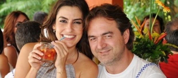 Ticiana Villas Boas e Joesley Batista estão no olho do furacão - Google