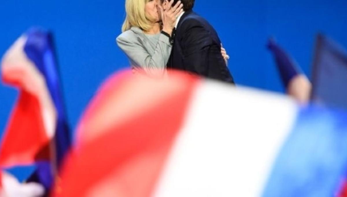 Emmanuel Brigitte Macron The Limitless Love Story