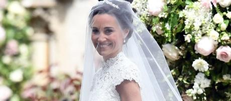 See Pippa Middleton's Gorgeous Wedding Hair from the Royal Wedding - marieclaire.com