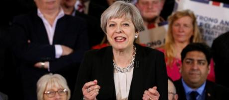 Theresa May will overpower her enemies Labour and Ukip with ease ... - thesun.co.uk