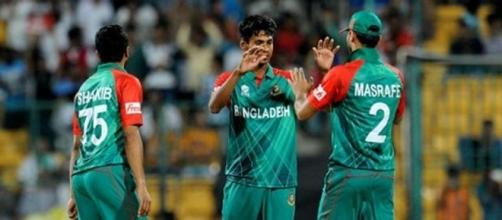 Bangladesh lost horribly to a strengthened India side, being bowled out for just 84.