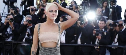 Il nuovo look di Kristen Stewart.
