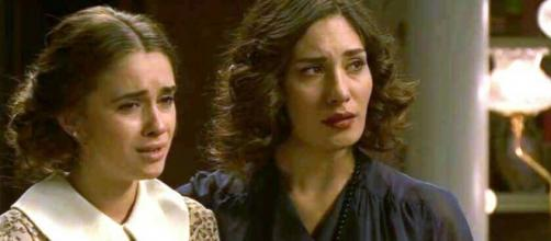 Camila e Beatriz preoccupate per Hernando