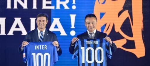 China's Suning takes majority stake in Inter Milan (7) - People's ... - people.cn