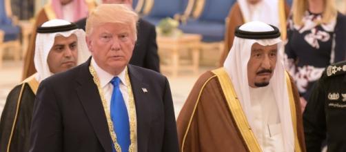 Donald Trump reaches out to Saudi Arabia to boost economy - politico.com