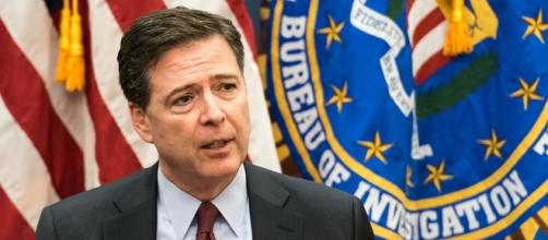 Fired FBI Director James Comey is scheduled to testify at a Senate Intelligence Committee. Photo via FBI.