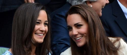 How Kate Middleton Has Been Helping Pippa Middleton Plan Her Dream ... - eonline.com