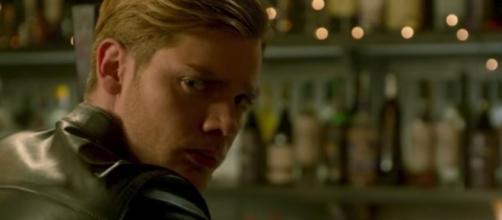 Jace (Dominic Sherwood) in 'Shadowhunters'/Photo via screenshot, 'Shadowhunters'/Freeform