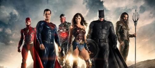 Justice League photo via BN library