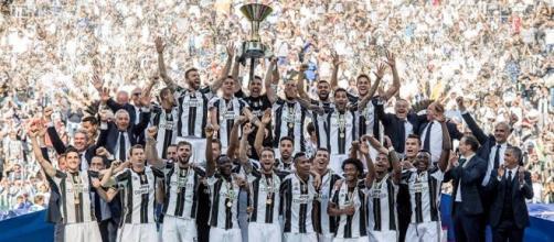 Juventus campione d'Italia 2017