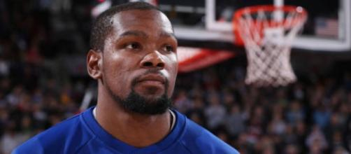 Kevin Durant names his top five players of all-time who are not ... - clutchpoints.com