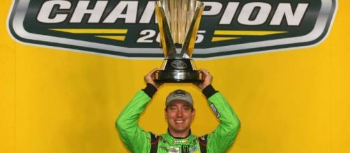 Kyle Busch considering driving full-time in Truck Series to ... - sportingnews.com