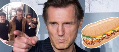 Liam Neeson gets free lunch at Canadian sandwich shop after ... - metro.co.uk