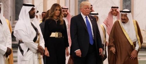 Melania Trump and Ivanka Trump in Saudi Arabia eonline ... - eonline.com