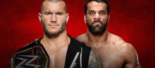 Randy Orton will defend the WWE World Championship against Jinder Mahal at 'Backlash' 2017. [Image via Blasting News image library/thesun.co.uk]
