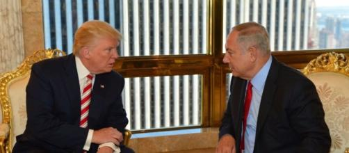 Trump invites Netanyahu to White House in phone call | The Times ... - timesofisrael.com