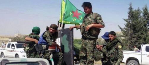 Turkish DM Warns Pentagon Chief Against Using Kurdish Fighters in ... - sputniknews.com