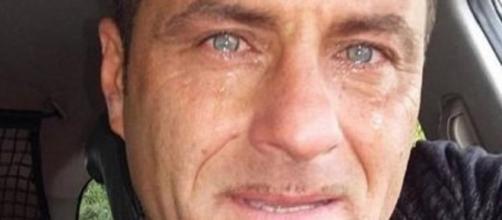 Uomini e Donne: Sossio Aruta in lacrime