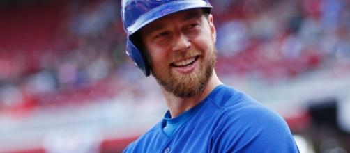 Watch Ben Zobrist and his precious daughter sing the theme song to ... - trueviralnews.com