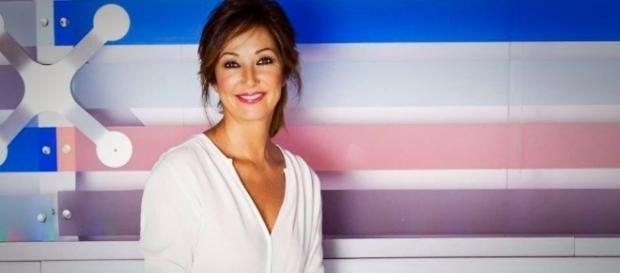 Ana Rosa Quintana, en el plató de Telecinco