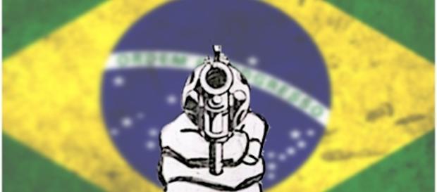 Assassinatos no Brasil matam mais que terrorismo (Foto: Reprodução/Marianna Fernandes)