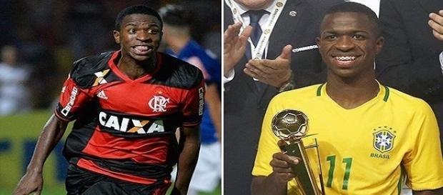 es la nueva estrella del fútbol brasileño con solo 16 años bc2e6c7de0626