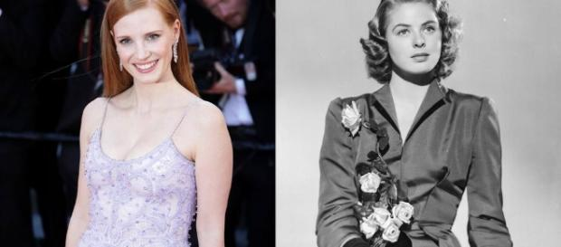 Jessica Chastain is playing Ingrid Bergman · Newswire · The A.V. Club - avclub.com