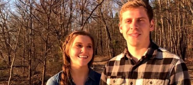 Joy-Anna Duggar and Austin Forsyth / Photo via TLC , YouTube