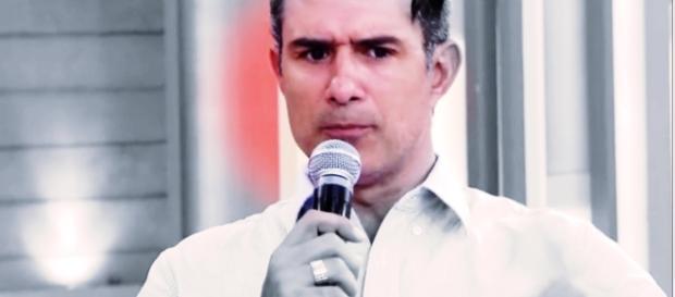 Marcos Pasquim é vítima de crime - Google