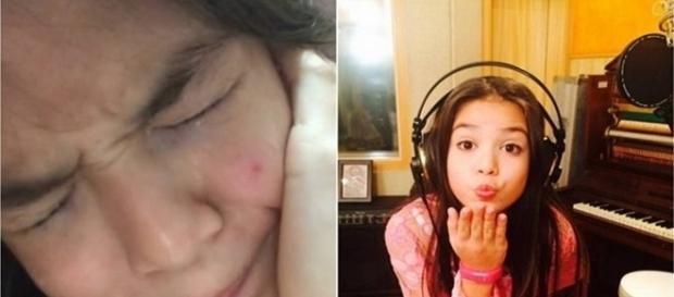 Mc Melody anuncia que vai deixar sua carreira como cantora mirim
