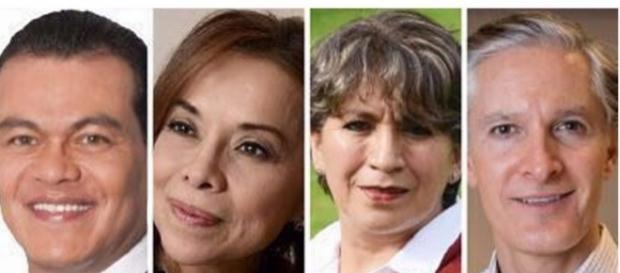 Primer debate de los candidatos al gobierno del Estado de México ... - com.mx