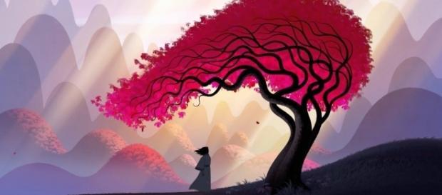 Samurai Jack Finale Breathtaking art