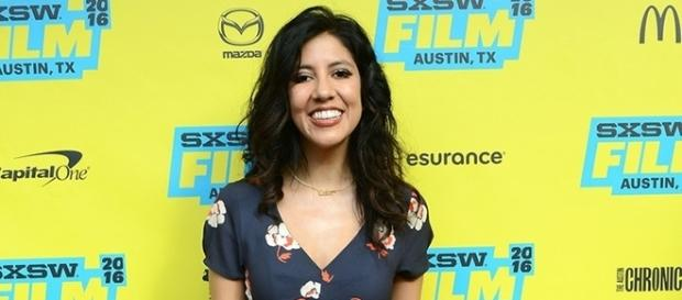 "Stephanie Beatriz plays the tough-as-nails Rosa Diaz in the Golden Globe Award-winning ""Brooklyn Nine-Nine."" (Alli Harvey/Getty Images)"