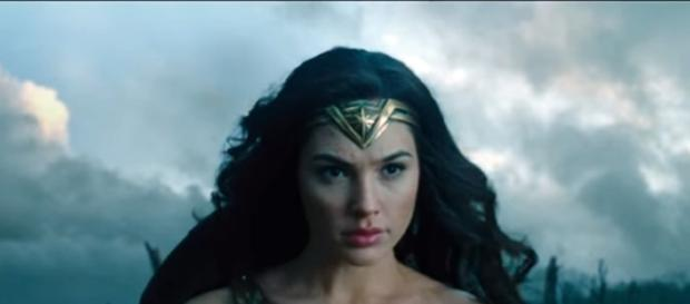 Wonder Woman gets good reviews / photo screen cap from Warner Bros. via Youtube