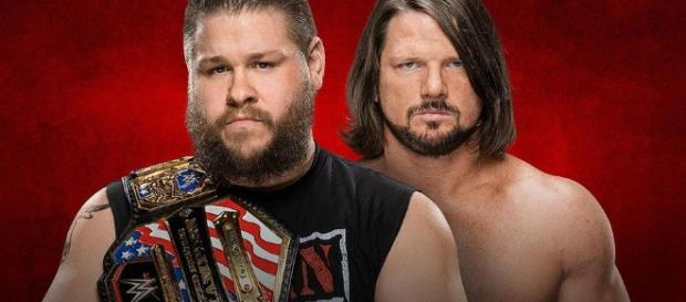 WWE 'Backlash' 2017 will feature Kevin Owens defending his title against AJ Styles. inquisitr.com