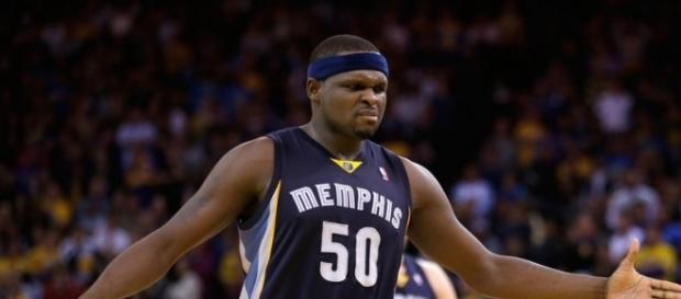 Zach Randolph | NBA Players | Pinterest | Zach randolph - pinterest.com