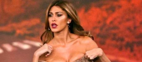 Belen Rodriguez contro Stefano