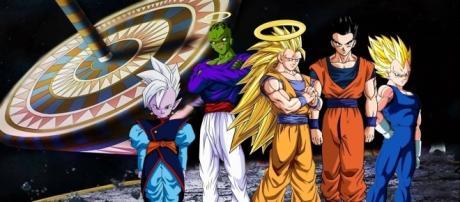 Los guerreros correspondientes al torneo