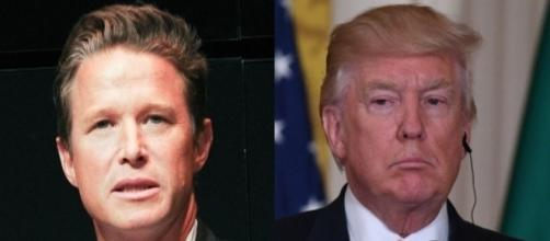 Billy Bush, Donald Trump, via Twitter