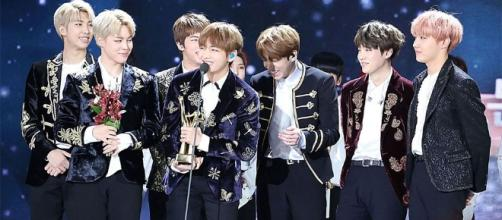 BTS Makes Breakthrough with First Ever Nomination at [Billboard ... - kstarlive.com