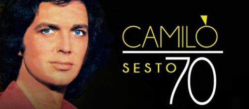 El cantante español Camilo Sesto celebra 70 años de carrera musical.