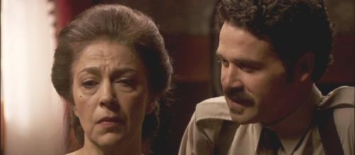 Il Segreto anticipazioni: Francisca e Cristobal complici