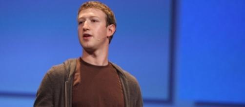 Mark Zuckerberg durante un convegno