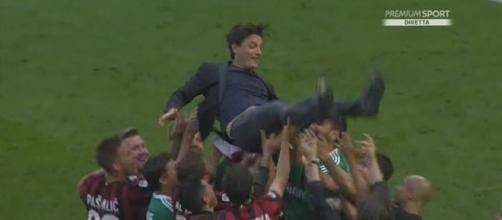 Milan ai preliminari di Europa League