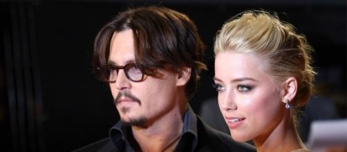 New Romance from Johnny Depp & Amber Heard: Romance Rewind ... - pinterest.com