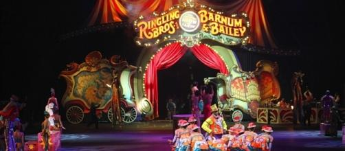 "Ringling Brothers and Barnum & Bailey, ""Funundrum"" – Michael ... - michaelpicton.com"